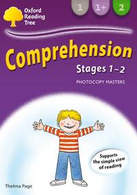 image of Oxford Reading Tree: Stages 1-2: Comprehension Photocopy Masters