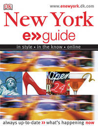 E.guide: New York (Eyewitness Travel Guide)