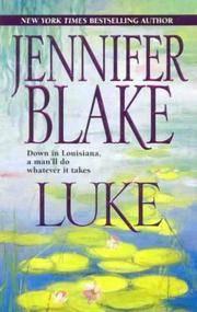 Luke (Louisiana Gentlemen Series)