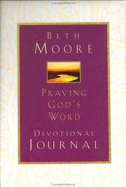 image of Praying God's Word: Devotional Journal