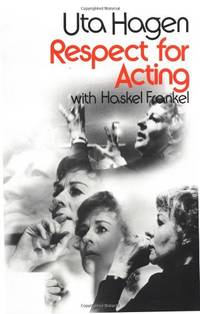 image of Respect for Acting [Hardcover] by Hagen, Uta; Frankel, Haskel