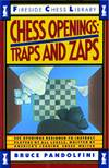 image of Chess Openings: Traps And Zaps (Fireside Chess Library)