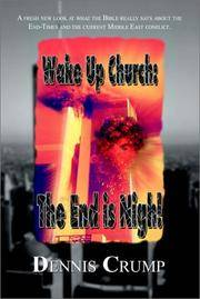 Wake Up Church: The End Is Nigh!