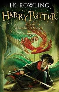 image of The Harry Potter and the chamber of secrets