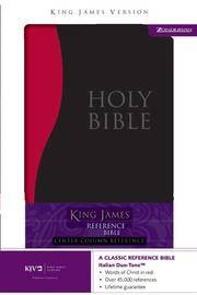 HOLY BIBLE REFERENCE CONTAINING THE OLD AND NEW TESTAMENTS TRANSLATED OUT  OF THE ORIGINAL TONGUES AND WITH THE FORMER TRANSLATIONS DILIGENTLY  COMPARED AND REVISED BY HIS MAGESTY'S SPECIAL COMMAND WORDS - AUTHORIZED  KING JAMES VERSION Holy Bible - King James Reference Bible - King James  Version - Red Letter