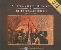 image of The Three Musketeers (Tantor Unabridged Classics) (Audio CD)
