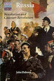 Russia: Revolution and Counter-Revolution