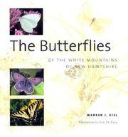 image of Butterflies of the White Mountains of New Hampshire