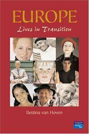 Europe: Lives in Transition