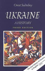 Ukraine : A History