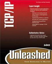 TCP/IP Unleashed (Unleashed)
