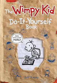 image of The Wimpy Kid Do-it-yourself Book
