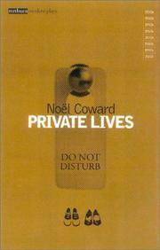 image of Private Lives: Do Not Disturb