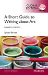 image of A Short Guide to Writing About Art