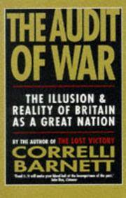 The Audit of War: The Illusion and Reality of Britain as a Great Nation