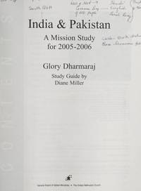 India & Pakistan: A Mission Study for 2005-2006