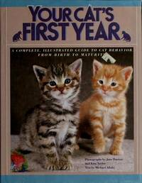 Your Cat's First Year