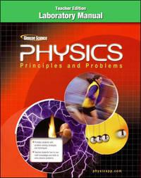 9780078658907 - Physics: Laboratory Manual, Teacher Edition