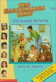 image of Jessi Ramsey, Pet-sitter (Baby-sitters Club)