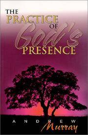 Practice of God's Presence, The by  Andrew Murray - Paperback - 2nd - 2003 - from The Old Library Bookshop and Biblio.com