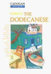 Greece the Dodecanese