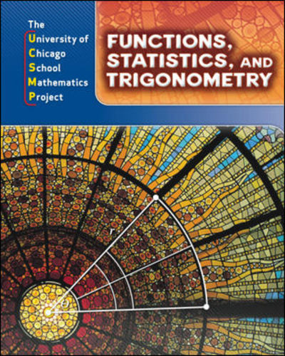 9780076176908 - Functions, Statistics, and Trigonometry (The