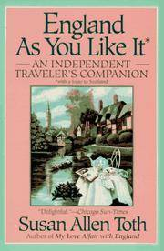 England As You Like It - an independent traveler's companion