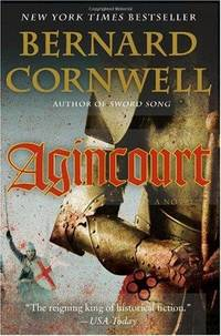 Agincourt by Bernard Cornwell - Paperback - December 2009 - from Bokonon Books (SKU: 5110)