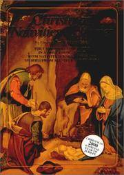 Christmas Nativities and Stories ~ The Christmas Story Told in a Most Unusual Way With Nativity...
