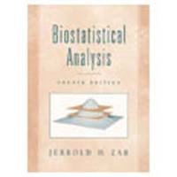 image of Biostatistical Analysis