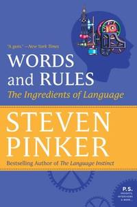 image of Words and Rules: The Ingredients of Language (P.S.)
