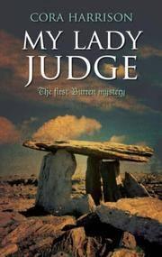 My Lady Judge (Burren Series)