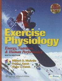 image of Exercise Physiology: Energy, Nutrition, and Human Performance (Exercise Physiology ( MC Ardle))