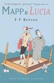 Mapp & Lucia (Prion Humour Classics)