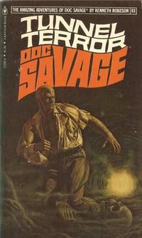 Doc Savage # 93:  Tunnel Terror