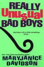 image of Really Unusual Bad Boys