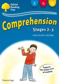 image of Oxford Reading Tree: Stages 3-5: Comprehension Photocopy Masters