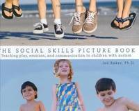 Social Skills Picture Book Teaching Play, Emotion, and Communication to Children with Autism