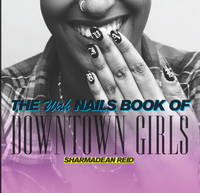 WAH NAILS BOOK OF DOWNTOWN GIRLS