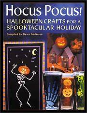 Hocus Pocus: Halloween Crafts for a Spooktacular Holiday