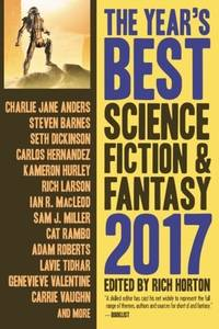 Year's Best Science Fiction & Fantasy 2017