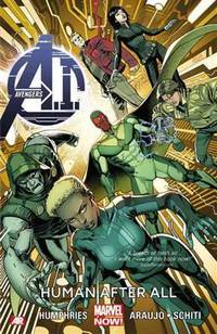 A.I. Volume 1: Human After All (Avengers)
