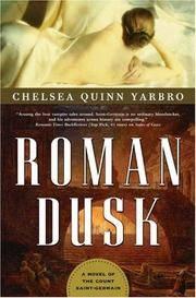 Roman Dusk - A Novel of the Count Saint-Germain
