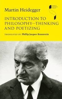 image of Introduction to Philosophy -- Thinking and Poetizing