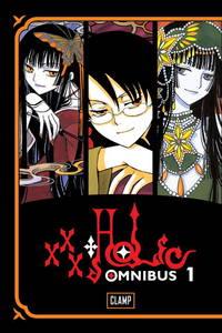 image of xxx Holic: Omnibus, Volume 1