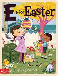 E Is for Easter (Babylit)