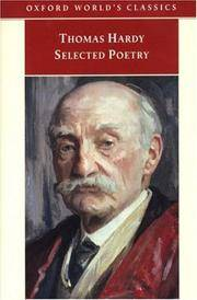 image of Selected Poetry (Oxford World's Classics)