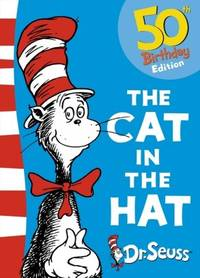 image of The Cat in the Hat, 50th Birthday (Dr Seuss - Green Back Book)