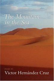 The Mountain in the Sea: Poems.