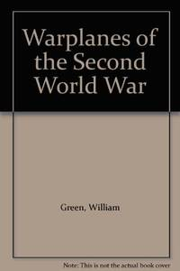 Warplanes of the Second World War: Bombers & Reconnaissance Aircraft Volume  9
